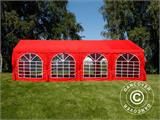 Marquee UNICO 5x8m, Red - 1