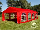Marquee UNICO 5x8m, Red - 3