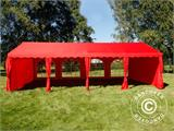 Marquee UNICO 5x8m, Red - 5