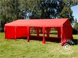 Marquee UNICO 5x8m, Red - 9