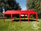 Marquee UNICO 5x8m, Red - 10