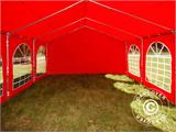 Marquee UNICO 5x8m, Red - 12