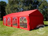 Marquee UNICO 5x8m, Red - 14