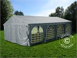 Partytent UNICO 5x8m, Donkergrij - 2