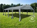 Partytent UNICO 5x8m, Donkergrij - 10