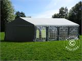 Partytent UNICO 5x8m, Donkergrij - 11