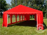Marquee UNICO 5x10 m, Red - 1
