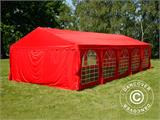 Marquee UNICO 5x10 m, Red - 2