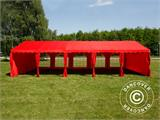 Marquee UNICO 5x10 m, Red - 4