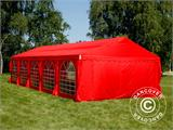 Marquee UNICO 5x10 m, Red - 5