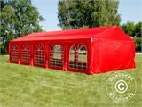 Marquee UNICO 5x10 m, Red - 6