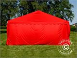 Marquee UNICO 5x10 m, Red - 8