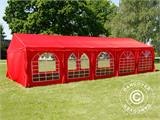 Marquee UNICO 5x10 m, Red - 9