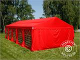 Marquee UNICO 5x10 m, Red - 10