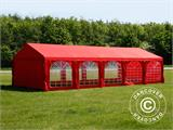 Marquee UNICO 5x10 m, Red - 12