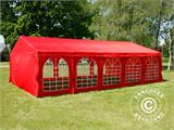 Marquee UNICO 5x10 m, Red - 14