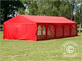 Marquee UNICO 5x10 m, Red - 15