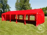 Marquee UNICO 5x10 m, Red - 18