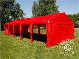Marquee UNICO 5x10 m, Red - 20