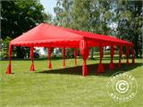 Marquee UNICO 5x10 m, Red - 21