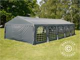 Partytent UNICO 5x10m, Donkergrij - 10