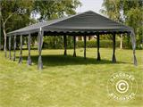 Partytent UNICO 5x10m, Donkergrij - 15
