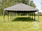 Partytent UNICO 5x10m, Donkergrij - 16