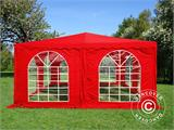 Pagoda Marquee UNICO 5x5 m, Red - 1