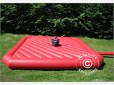 Bouncy pillow 6x6 m, Red, rental quality - 2