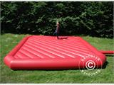 Bouncy pillow 6x6 m, Red, rental quality - 3