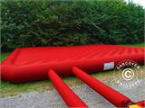 Jumping pillow 9x9 m, Red, rental quality, ONLY 1 PC. LEFT - 14
