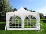 Marquee Pagoda 4x4 m, White - 3