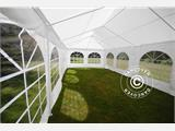 Marquee Pagoda 4x8m, Off-White - 4