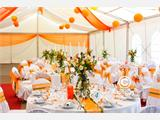 Professional Marquee 6x6 m - 3