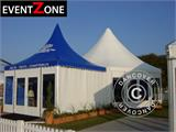 Tente Pagode PRO + 3x3 m EventZone - 5