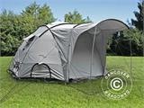 Base Camp/Flyktingtält, Tents4Life, 10 personer, Silver - 3