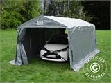 Portable Garage PRO 3.3x6x2.4 m PVC, Grey - 3