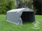 Portable Garage PRO 3.3x6x2.4 m PVC, Grey - 6