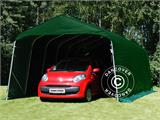 Portable Garage PRO 3.6x4.8x2.68 m, PVC, Green - 3