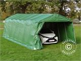 Portable Garage PRO 3.6x8.4x2.68 m PVC, Green - 3