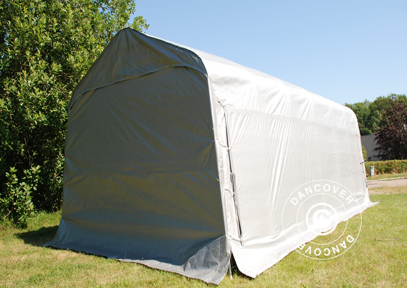 tente de abri 3 77x7 3 x3 24m vente de abris de stockage achetez tentes abris pvc en ligne. Black Bedroom Furniture Sets. Home Design Ideas