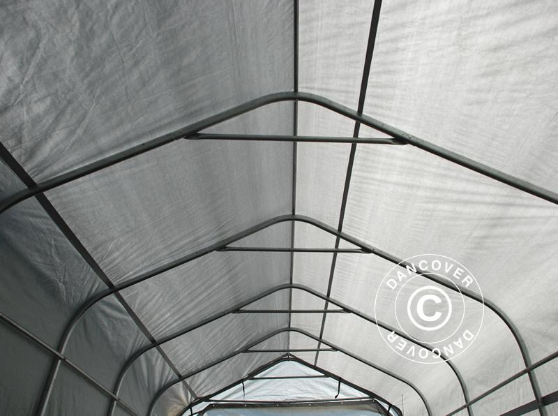 Garagetelt PRO 3,77x7,3x3,18m. Garagetelt PRO i PVC til salg