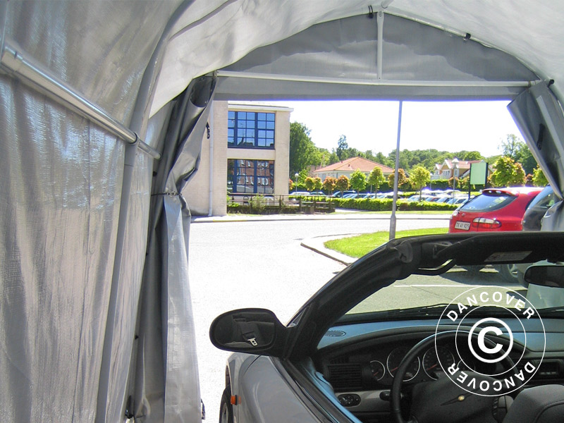 Tenda garage mobile vendita tende garage tenda garage - Garage mobile per auto ...