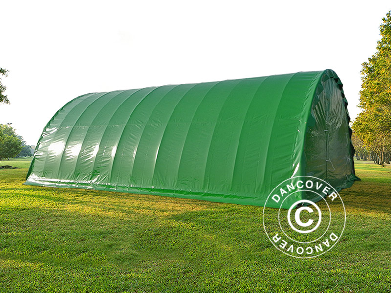 Tunnel agricole 9 15x12x4 5m pvc vert dancovershop fr for Tunnel agricole prix