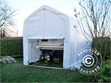 Storage shelter multiGarage 3.5x8x3x3.8 m, White - 12