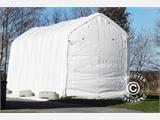 Storage shelter multiGarage 3.5x12x3.5x4.5 m, White - 1