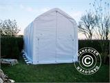 Storage shelter multiGarage 3.5x12x3.5x4.5 m, White - 3
