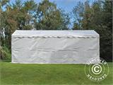 Storage Tent Basic 2-in-1, 3x6 m PE, White - 1