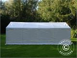Storage Tent Basic 2-in-1, 5x8 m PE, White - 1