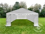 Storage Tent Basic 2-in-1, 6x12 m PE, White - 2